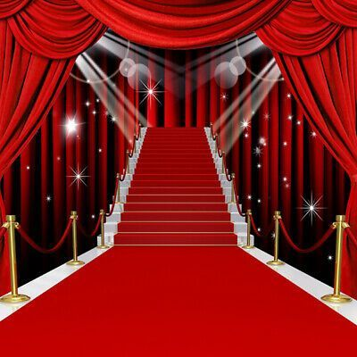 Ad Hollywood Red Carpet Photography Backdrop Stage Background Banner Activity Ad In 2020 Red Carpet Background Hollywood Red Carpet Background For Photography