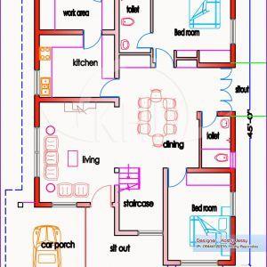 1000 Sq Ft House Plans 2 Bedroom Indian Style Best Of Nadumuttam And Poomukham Kuthiramalika Style Designed R 1000 Sq Ft House Home Plan Software House Plans