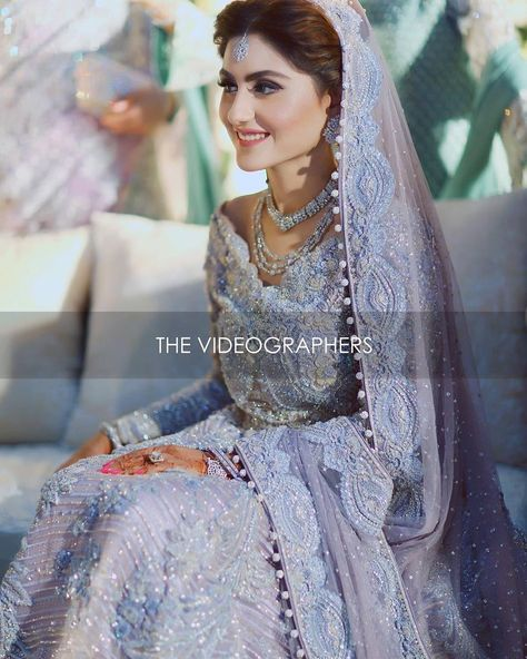 "703 Likes, 11 Comments - SARTE (@sarteofficial) on Instagram: ""Princess 👰👰👰 #AnushMunib #Munush #Valima #Trends #Elite #Fashion #Women #Pakistan #Fine_artsbyma…"""