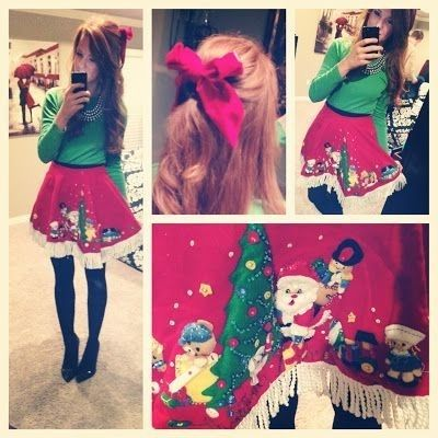 Ugly Christmas Sweaters Pinterest.Pin On Parties Holidays