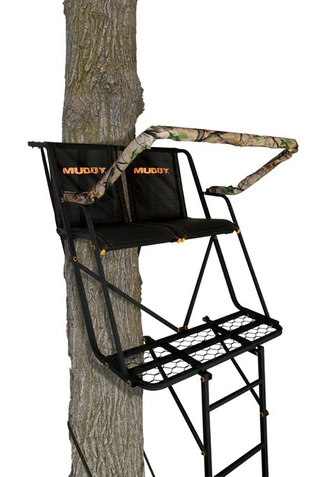 The Side Kick Muddy Outdoors Treestand Deer Hunting Ladder Stands Kicks Hunting
