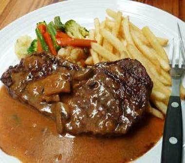 Resep Steak Daging Sapi Saus Barbeque Rumahan Membuat Steak Dengan Bahan Daging Sapi Sebenarnya Tidak Sulit Apa Resep Steak Resep Masakan Sehat Makan Malam