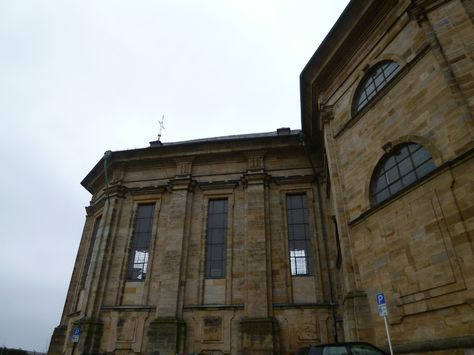 """St.Stephan""(Chiesa), Bamberg Deutschland (Dicembre)"