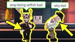 Asimo3089 Punishes Selfish Robbers Roblox Jailbreak Roblox Robber Selfish