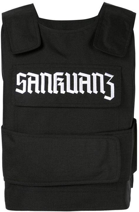 Sankuanz Bullet Proof styled vest