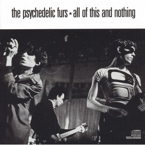 The Psychedelic Furs - All of This and Nothing (CD)
