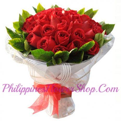 Expression Of Love 24 Roses Online Flower Shop Buy Flowers Online Online Flower Delivery