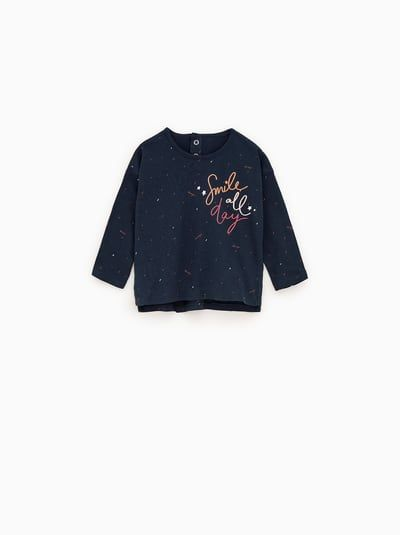 d2cdcbc055 Baby Girls' T-shirts | New Collection Online | ZARA United States ...