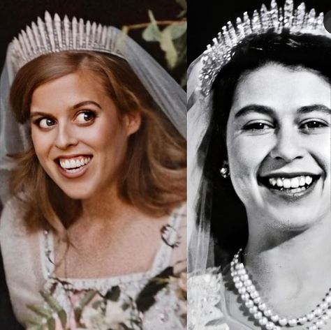 Duchess Of York, Duchess Kate, Duchess Of Cambridge, English Royal Family, British Royal Families, Royal Wedding Gowns, Royal Weddings, Princesa Beatrice, Princess Beatrice Wedding