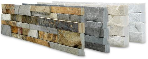 Norstone Stone Veneer Rock Panels for Exterior and Interior Feature Walls, Retaining Walls, Backsplashes, Facades, Water Features, Pools