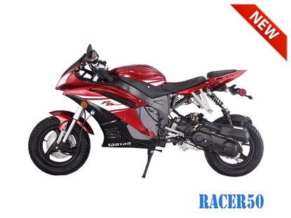 Fleetwood Ninja Racer 50cc Automatic Motorbike / Scooter  - Street Legal