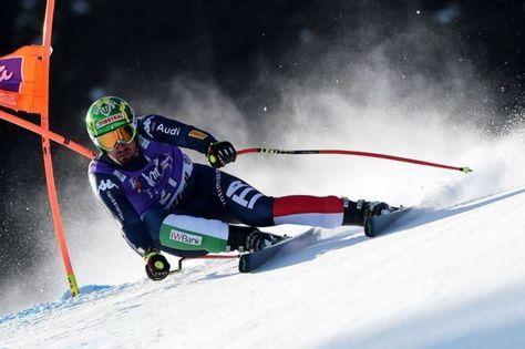 Sci Alpino. Coppa del mondo discesa libera