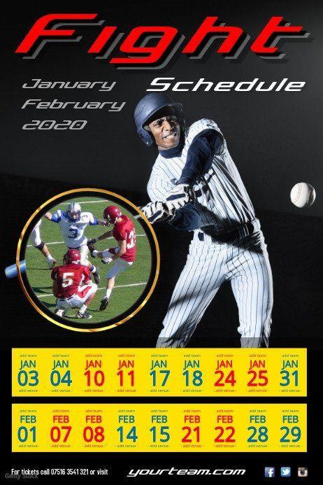 Custom Baseball Cards Templates Beautiful Baseball Match Schedule Poster Template Baseball Card Template Graduation Invitations Template Card Template