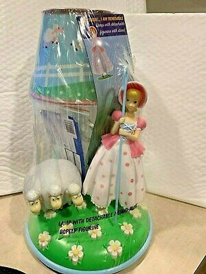 Disney Pixar Toy Story 4 Bo Peep With Her Sheep Lamp Removble Bo Peep Figure Htf Harrypotter Harry Book Disney Pixar Pixar Toys Disney Toys