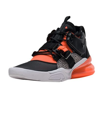 hot sale online b597c f8318 NIKE+Air+Force+270+Men's+mid+top+sneaker+Bootie+construction ...