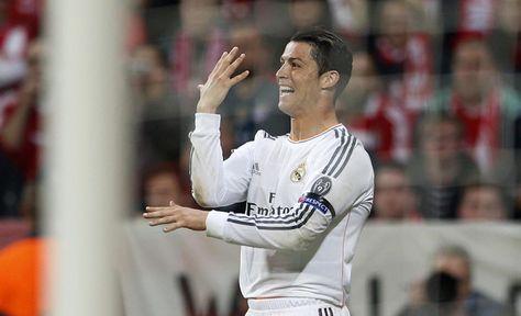 Someone has mashed Cristiano Ronaldo's goal celebration with Beyonce's 'Single Ladies'