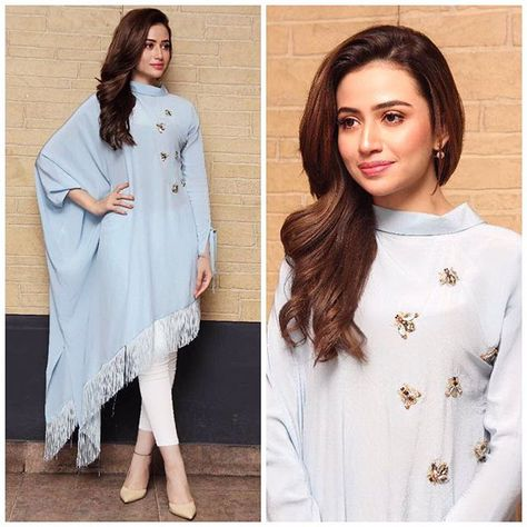 Sana knows how to slay and she never leaves a question for critics. So, take a look at Sana Javed Biography and many other exciting stuff.