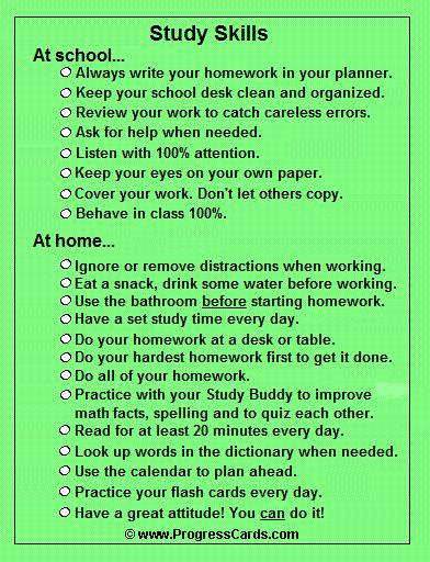 Best 25+ Study skills ideas on Pinterest Study habits of - skills list