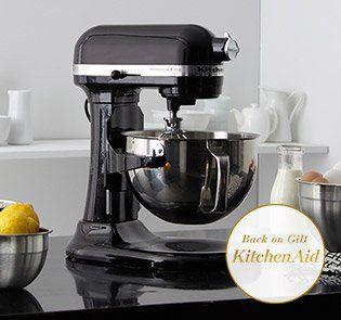 Back On Gilt Kitchenaid Kitchen Aid Kitchen Aid Mixer Gilt