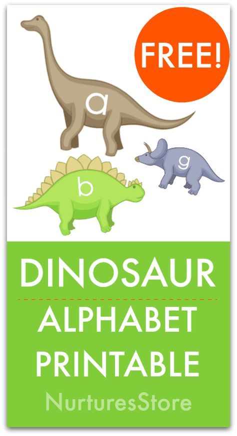 This dinosaur alphabet free printable is great for letter ga Letter Learning Games, Letter Games, Learning The Alphabet, Alphabet Activities, Preschool Learning, Literacy Activities, Free Preschool, Learning Spanish, Teaching Resources