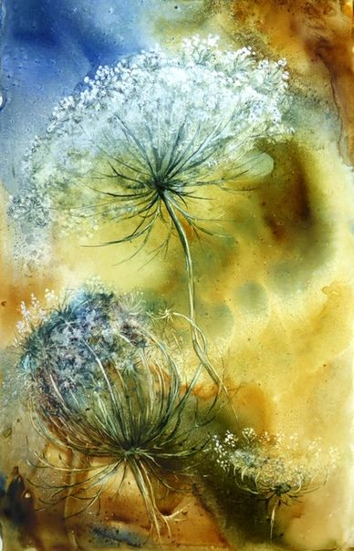 Fotografiya In 2020 Watercolor Landscape Watercolor Art