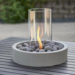The Outdoor Greatroom Company Cove Intrigue Tabletop Fireplace Wayfair Popularwoodworkingposts Outdoor Feuerstelle Solarleuchten Garten Garten Beton