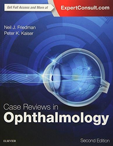 Download Pdf Case Reviews In Ophthalmology 2e Ebook Medical Knowledge Books