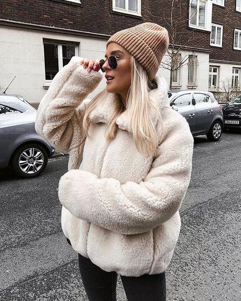 Sierra Teddy Coat