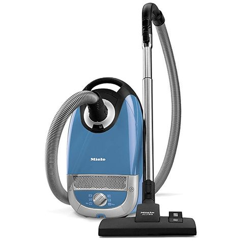 miele compact c2 powerline vacuum cleaner blue