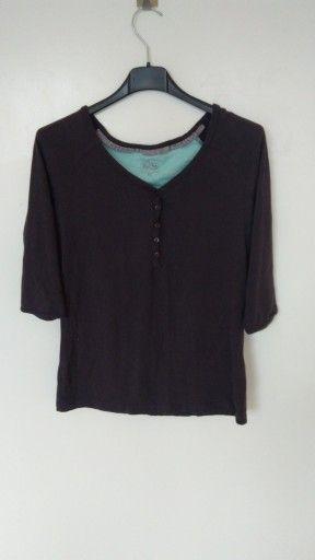 Popielata Bluzka Dziewczeca 3 4 Rekaw Licytacja 7505203892 Oficjalne Archiwum Allegro Tops Fashion Tees