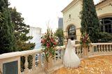 Terrazza Di Sogno provides an impeccable outdoor ambience with your wedding overlooking Bellagio's romantic Lago Di Como. www.bellagio.com
