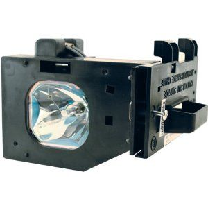 Lamp Housing For Panasonic PT50LC13 Projection TV Bulb DLP