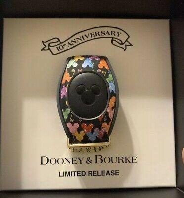 NEW 2019 Disney 10th anniversary Balloons MagicBand 2 Dooney /& Bourke UNLINKED