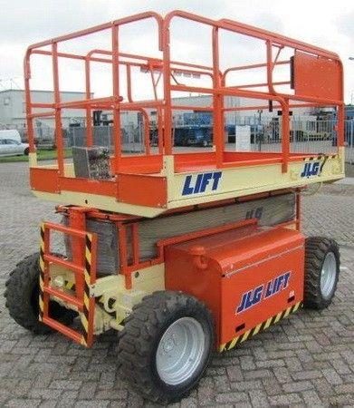JLG 26MRT Boom Lift Service and Maintenance Manual (P/N ... on