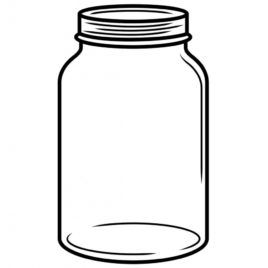 Nice Photograph Set Of Mason Jar Coloring Page Suitable Intended In Style Kids Drawing And Coloring Pages Colored Mason Jars Mason Jar Crafts Mason Jar Diy