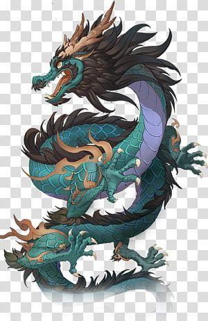 Green Dragon Chinese Dragon Cartoon Comics Illustration Dragon Transparent Background Png Clipart Cart Dragon Illustration Chinese Dragon Animated Dragon