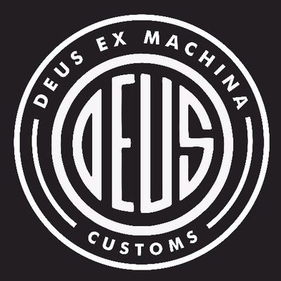 Deus Ex Machina Deuscustoms Twitter Typography Branding Deus Ex Sports Graphic Design