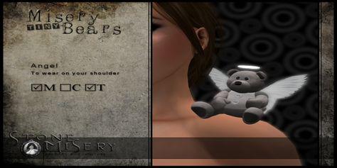 .:Stone Misery:. Prefabs & Furniture http://slurl.com/secondlife/Centurion/127/190/26