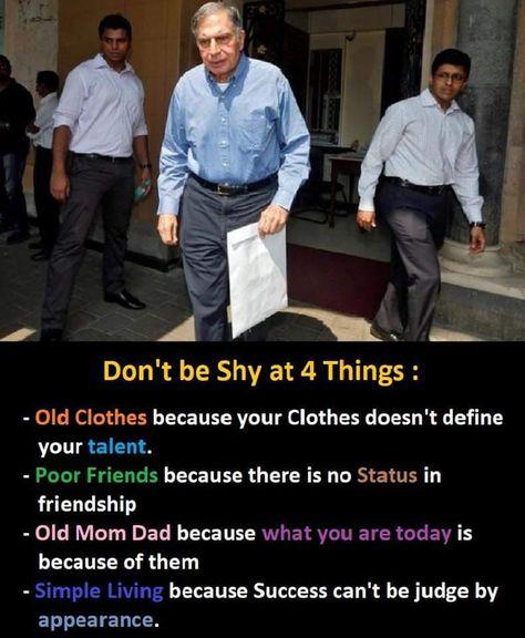 Reddit - inspiration - Ratan Tata