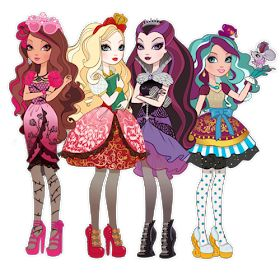 Ever After High Epic Winter Briar Beauty