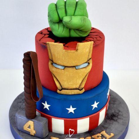 Iron Man Mould Superhero Avengers Marvel Sugarcraft Icing Fondant Cake