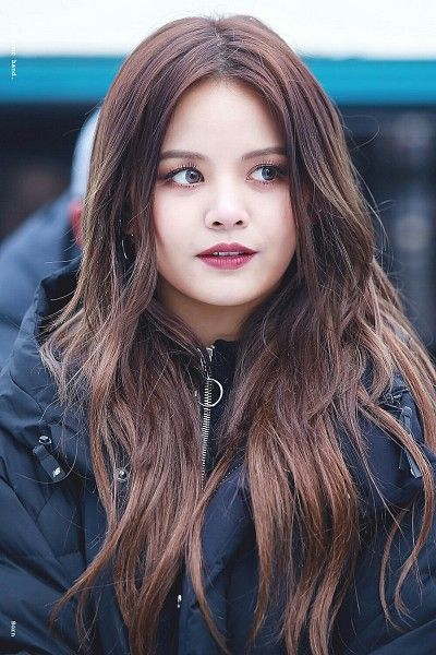 Sorn Nickname For Chonnason Satchakun The Thai Singer Who Is One Of The Members Of Clc Actually She Reminds Me A Litter Of My Gre Koreyanka Kej Pop Blich