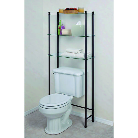 Top 2019 Over The Toilet Storage Philippines One And Only Shopyhomes Com Toilet Storage Creative Bath Space Savers