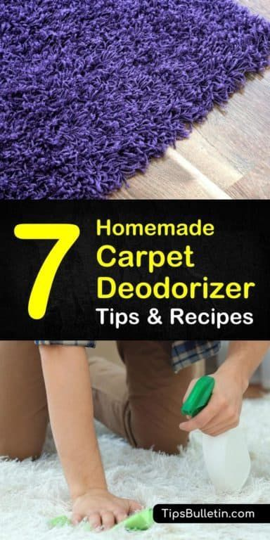 7 Fast Easy Carpet Deodorizers Anyone Can Make Carpet Deodorizer Carpet Smell How To Clean Carpet