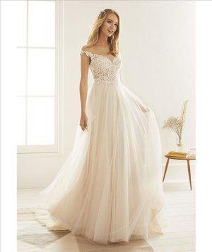 Pin By Bridal Extraordinaire On B E White One By Pronovias Bridesmaid Dresses Pronovias Wedding Dress Wedding Dresses