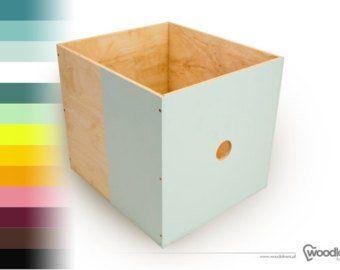 Boxen Fur Kallax Etsy De Kallax Wooden Boxes Ikea Kallax Shelf