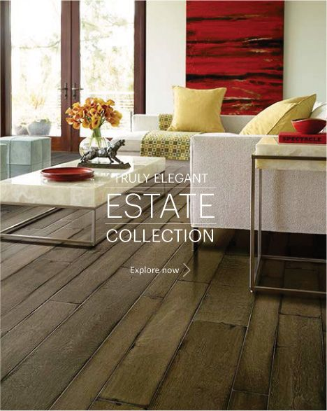 Our Hand Crafted Estate Collection Is Gently Wire Brushed To Create The  Look Of Antique Hardwood Flooring.
