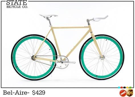Custom Fixed Gear Bikes Fixie Bikes State Bicycle Co Fixed