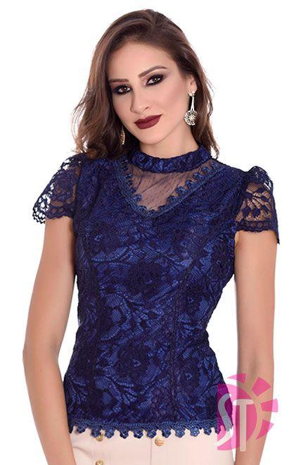 6ad18018b04b Moda evangélica? Conheça $nome_produto$ na Clássica Moda Evangelica. O site  de roupas femininas da mulher cristã.