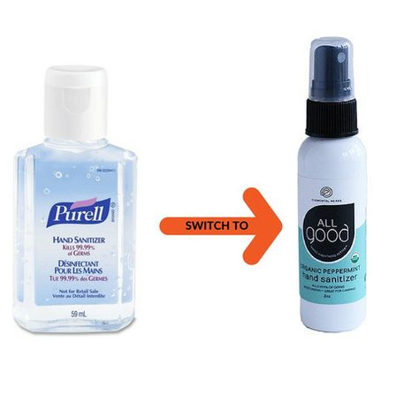 Say Goodby To Purell And Hello To The Natural Alternative